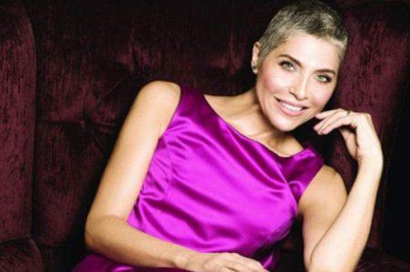Lorena Meritano, libre de cáncer