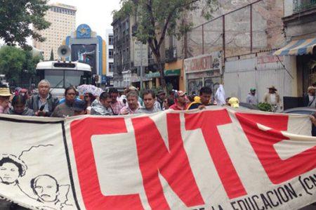 CNTE respalda a empresarios arrestados en Chiapas