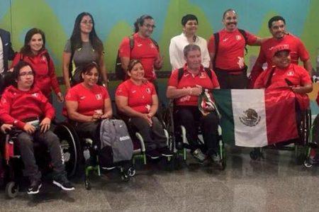 Planean dar en Senado el mayor reconocimiento a atletas paralímpicos