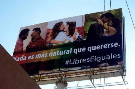 Realizan campaña a favor de la diversidad sexual en Aguascalientes