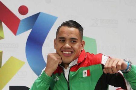 Semar recluta a medallista olímpico Misael Rodríguez