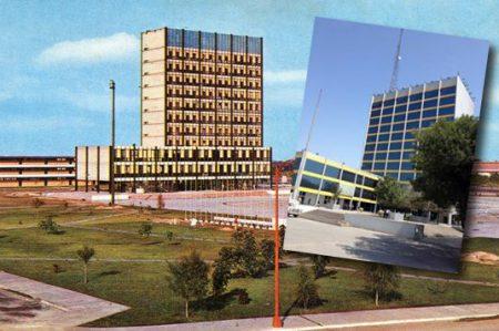 Torre de Rectoría de la UANL cumple 55 años