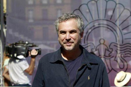Con la película 'Roma' salí del clóset fotográfico: Alfonso Cuarón
