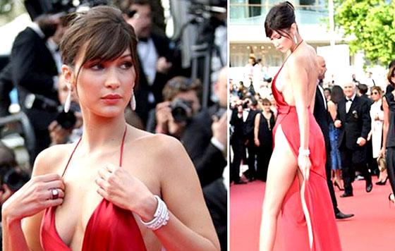Bella Hadid Posa Desnuda En Revista