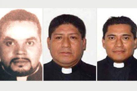 Episcopado demanda castigo por crímenes de curas