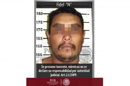 Jacobson: Arresto de Fidel Urbina, por excelente cooperación México-EU