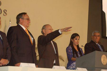 Jesús de la Garza es alcalde de Matamoros