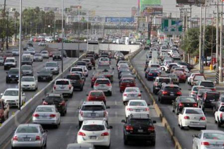 Ignora Monterrey 'Día Mundial sin Auto'