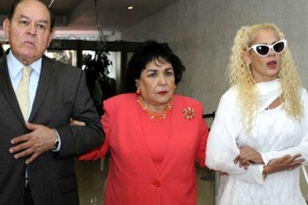 Carmen Salinas anuncia regreso de 'Aventurera' y quiere a Niurka