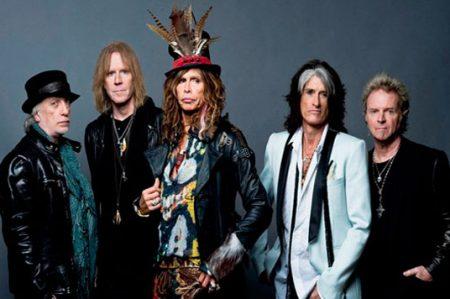 Railrod, listos para abrir el concierto de Aerosmith