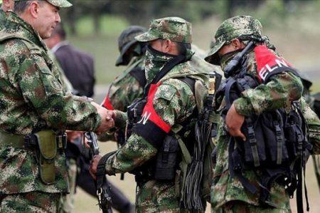 Colombia suspende el diálogo de paz con ELN