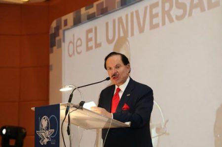 'México es más grande que sus problemas', afirma Ealy Ortiz