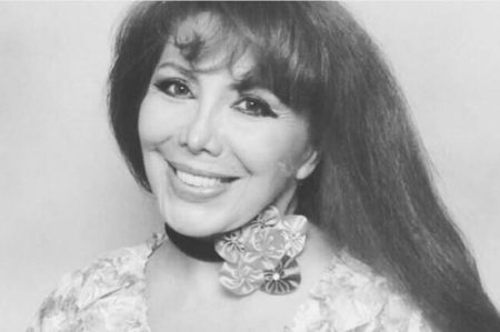 Fallece la actriz y vedette Diana Herrera