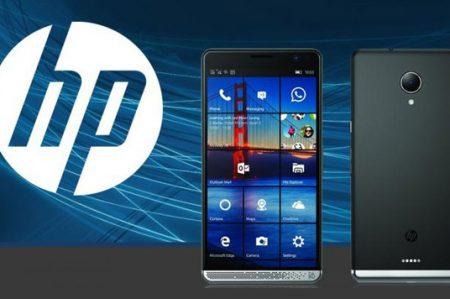 HP lanza phablet con Windows 10