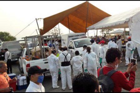 Hay indicios de más fosas clandestinas en Morelos: CNDH