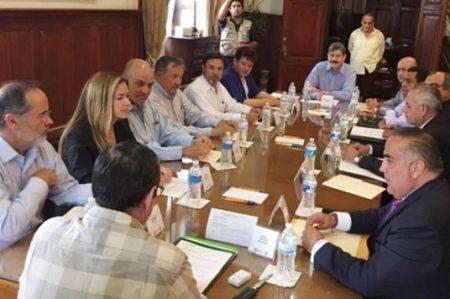 Inician trabajos de entrega-recepción de gobierno en Veracruz