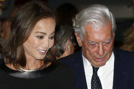 Isabel Preylser quiere una boda 'sencilla' con Vargas Llosa