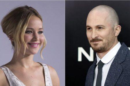 Jennifer Lawrence, ¿de romance con Darren Aronofsky?
