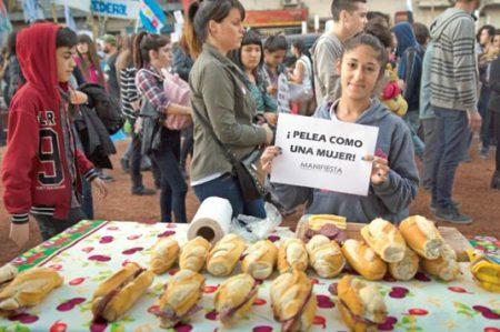 Marcharán en Argentina contra la violencia de género
