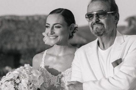 Marimar publica imagen junto a su padre, Gonzalo Vega