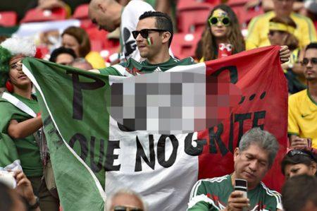 México, contra FIFA por grito de 'put…'