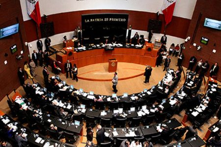 Senado recibe ternas para magistrados electorales