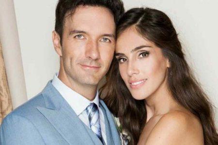 Sandra Echeverría y Leonardo de Lozanne comparten fotos de su bebé