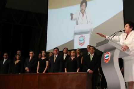 Gobernaré con sencillez y transparencia para mejorar Tampico: Magda Peraza
