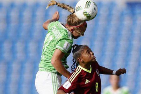Venezuela elimina a México en el Mundial Sub 17