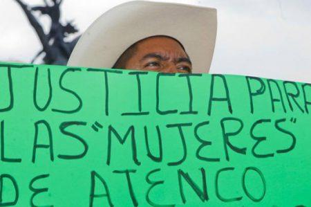 Víctimas de Atenco: se va a hacer justicia