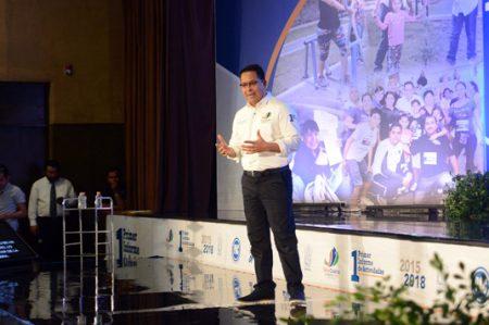 Rinde alcalde de Santa Catarina su Primer Informe de Gobierno