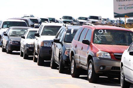 Importación de vehículos americanos sigue en picada