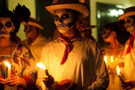 Día de Muertos dejará derrama de 16 mil mdp: Concanaco