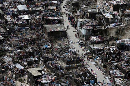 Más de 800 muertos en Haití y miles de damnificados por 'Matthew'