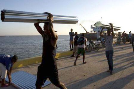 Solicita Haití ayuda a México