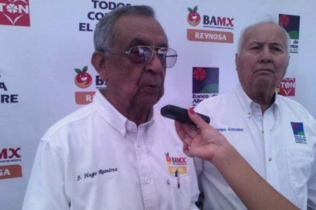'Hambretón' busca recaudar 100 toneladas de alimentos en Reynosa