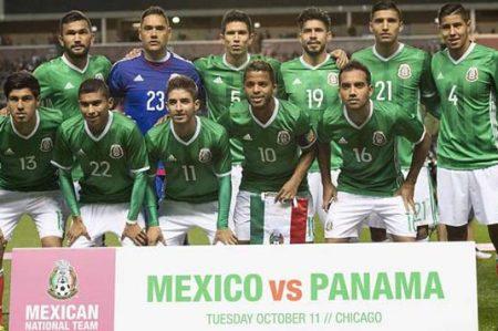 México aparece en el sitio 17 del ránking FIFA