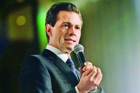 Hay que buscar nuevos motivos para que el mundo hable de México: EPN
