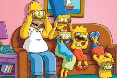 Los Simpson entran a la realidad virtual