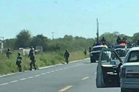 Muere Policía Estatal tras ataque en carretera Ribereña