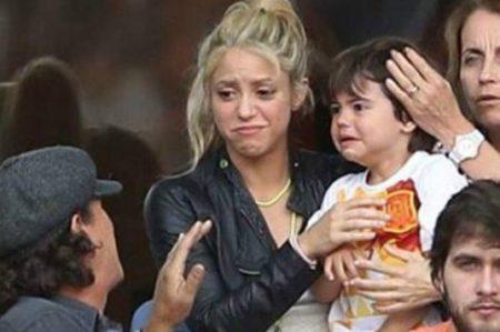 Hospitalizan a Milan, hijo de Shakira y Piqué