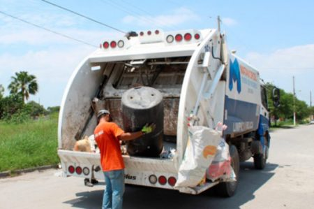 Ayuntamiento resuelve problema de recolección de basura