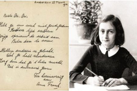 Difunden video sobre la novela gráfica de Ana Frank
