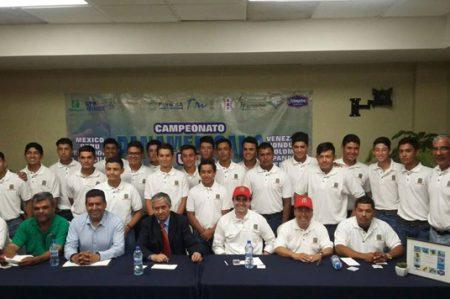 Reynosa será sede del Panamericano de Beisbol sub14.