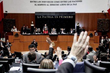 Aprueba Senado tres reformas en materia de justicia cotidiana