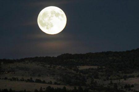 Luna llena de noviembre será la más grande en 70 años
