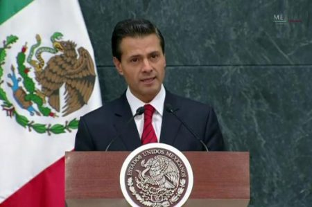 Peña Nieto condena ataque a Parlamento británico