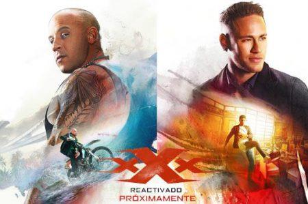 XXX regresa acompañado por Neymar VIDEO