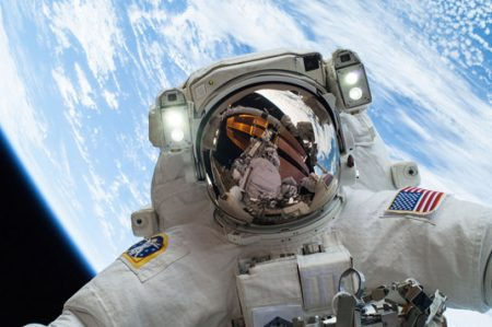 ¿Los astronautas pueden votar desde el espacio?