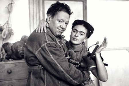 Diego Rivera 'desconocido', a 59 años de su muerte